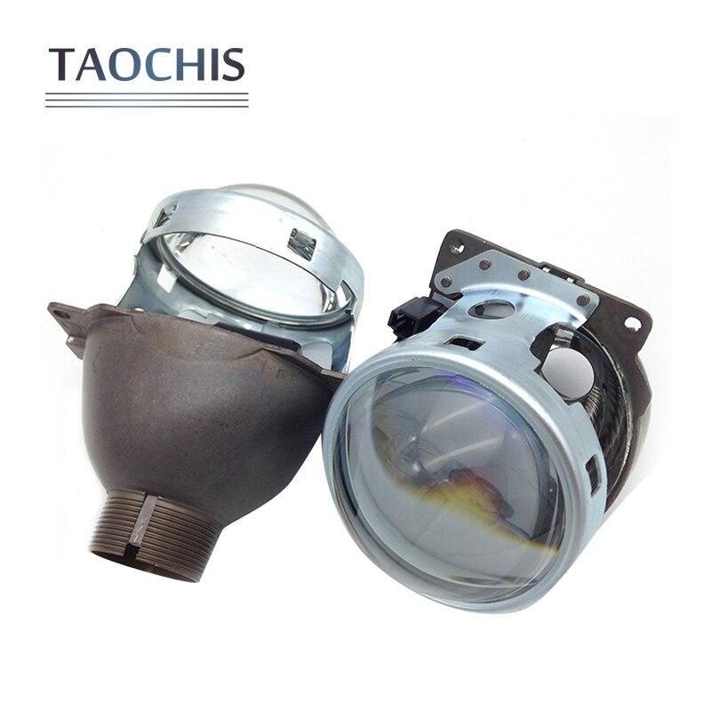 TAOCHIS For Auto Car Headlight 3.0 inch KOITO Q5 H4 Bi-xenon Projector Lens Retrofit Hid Xenon D2S D2H Bulbs Modify Optical lens taochis auto 3 0 inch hid bi xenon projector lens fog light for toyota corolla camry rav 4 lexus vios prius highlander h11