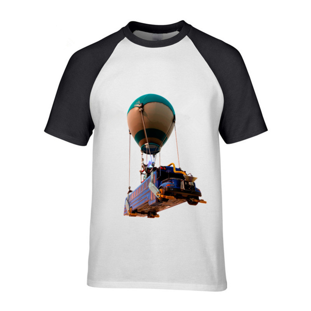 Fortnite T shirts Summer Funny Large Size Fortnite tshirt Camisetas Colored Version Fort ...