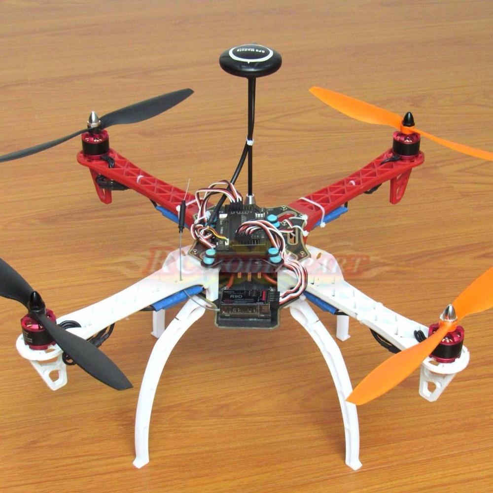 Pack of 4 pcs Hobbypower 2212 920KV Brushless Motor SimonK 30A ESC for F450 S500 Quadcopter