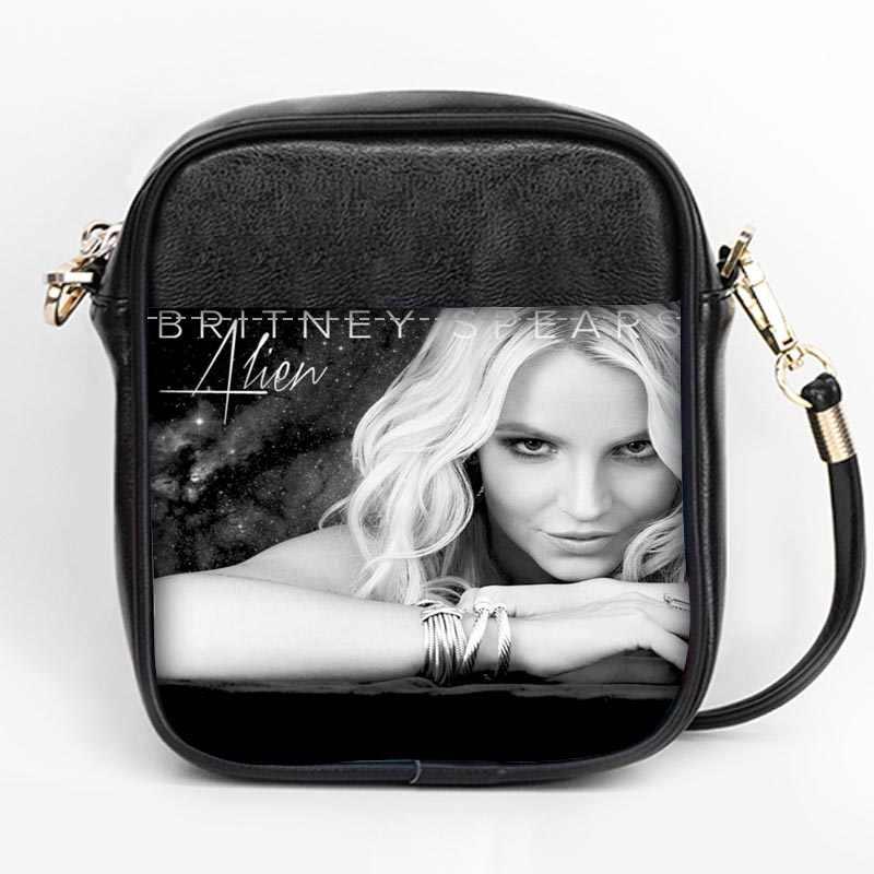 Изготовленное на заказ Britney Jean модное с лямками сумка для женщин Слинг сумки