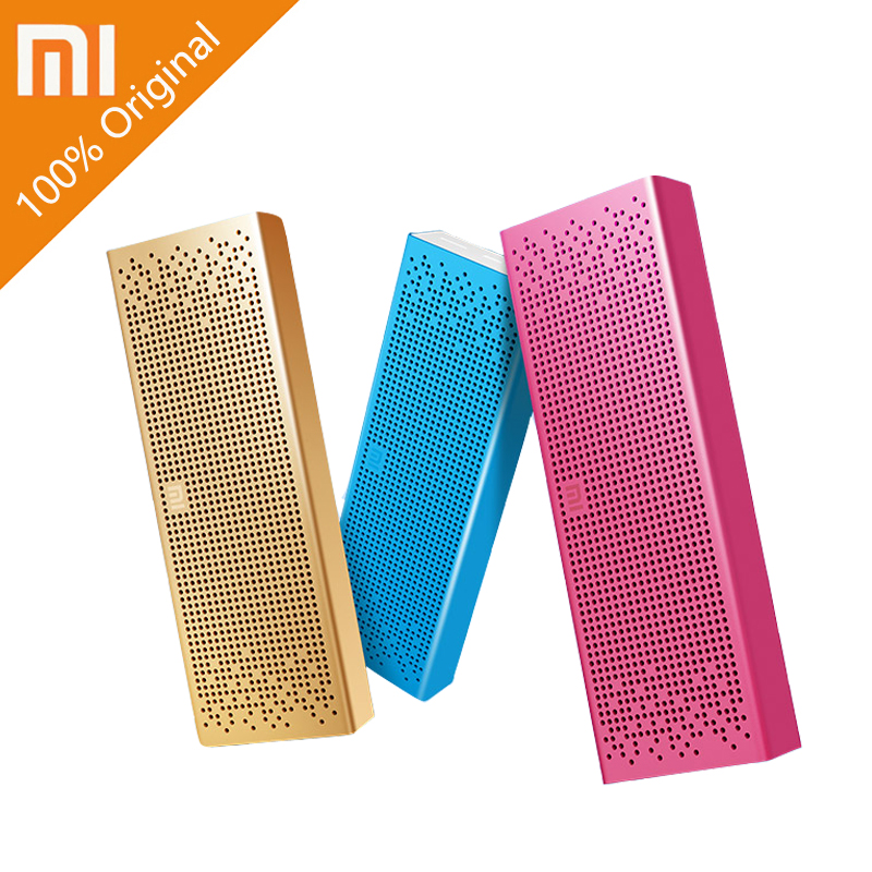 Xiaomi Mi Bluetooth Speaker English Version Stereo Wireless Mini Portable Bluetooth Speakers Music MP3 Player Support Handsfree