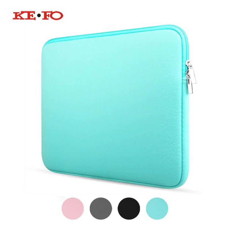 Tablet Sleeve Bag Pouch For Microsoft Surface Pro 3 Pro 4 Black Men Women Laptop Bag Notebook Case 12.3 inch Tablet Universal
