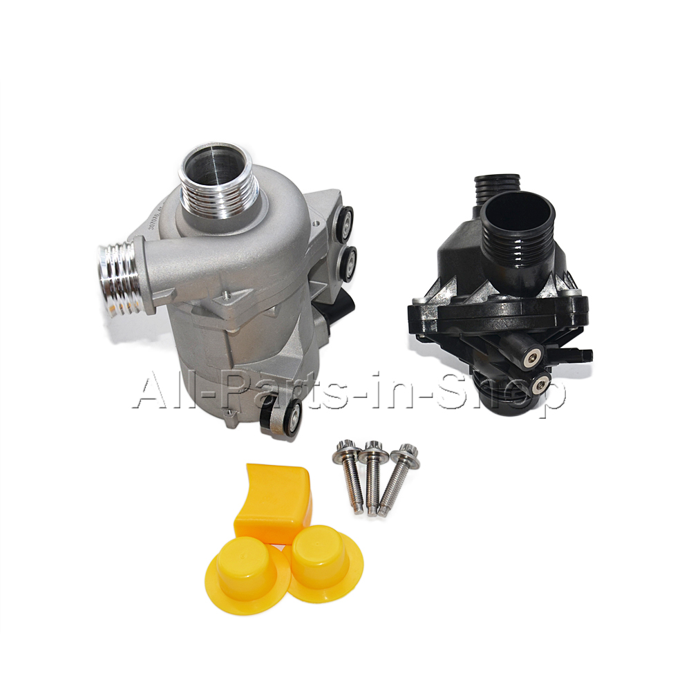 Electric Water Pump Thermostat Bolt For Bmw 128i 325i 325xi 328i Timing Belt 328xi 330i 330xi 525i 525xi 528i 528xi 530i 530xi X3 X5 Z4 In Air Filters From