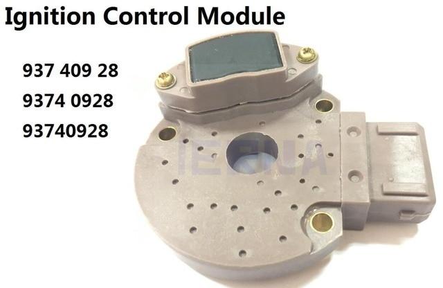 US $10 92 9% OFF|IERNA Ignition Control Module distribnutor sensor for  CHEVROLET MATIZ KLYA DAEWOO Spark M200 M250 93740928 937 409 28 9374  0928-in