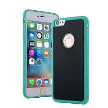 20pcs lot Free shipping 4colours Antigravity adorption Wall Magic sticky skin cell phone cover case for