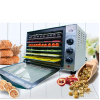 220V Multifunctional Electric Food Dryer Fermenting Machine 7 Layers Fruit Herb Meat Vegetable Dehydrator Fermenting Machine