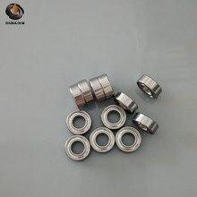 10 шт. S688ZZ ABEC-7 8*16*5 миниатюрный шарикоподшипник из нержавеющей стали