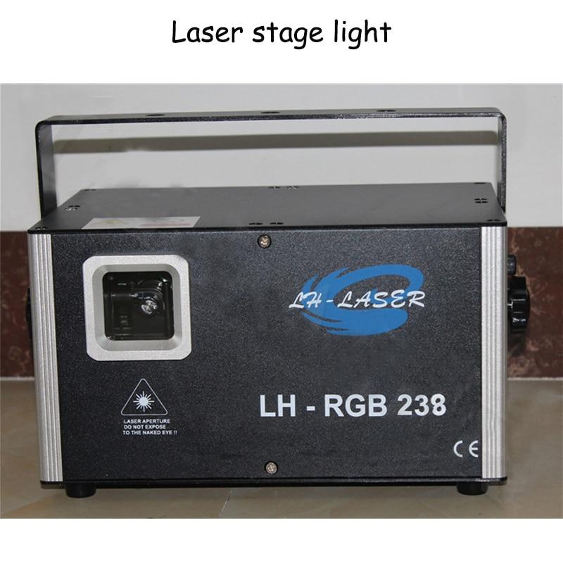 DMX voice control ktv laser light room bar dance hall stage lights sound control laser light full color frequency lighting
