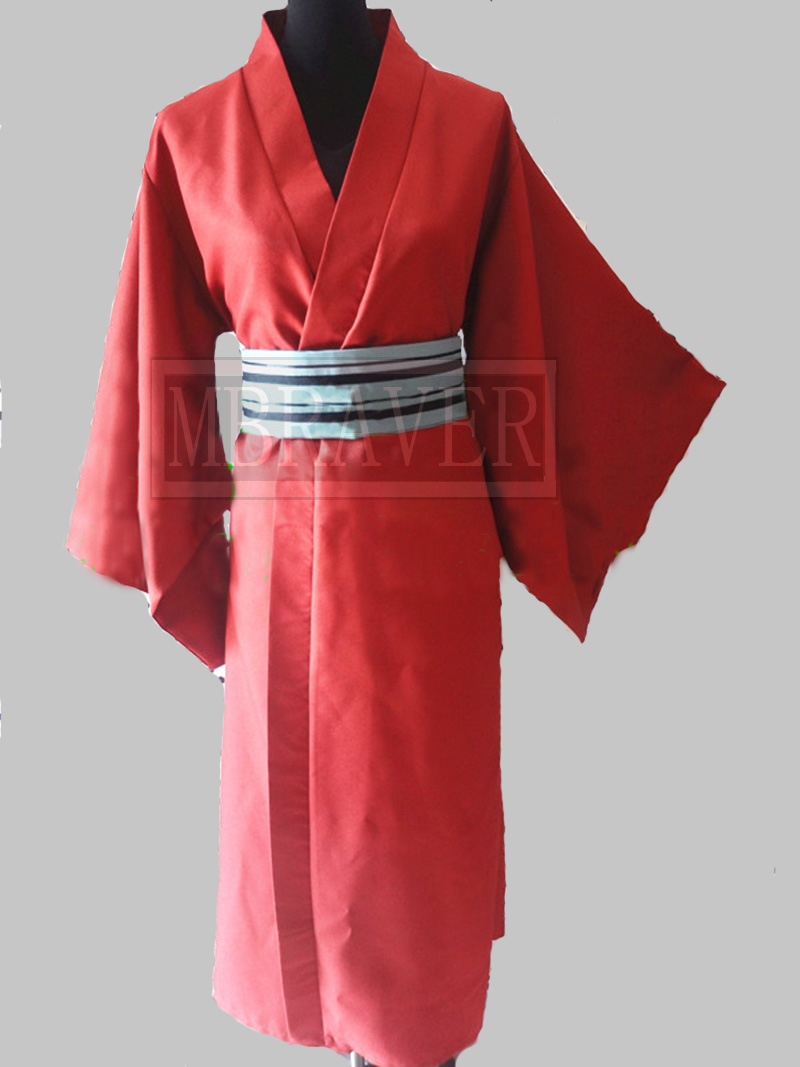 Free Shipping DRAMAtical Murder DMMd Koujaku Cosplay Costume Anime Custom Made Kimono Uniform