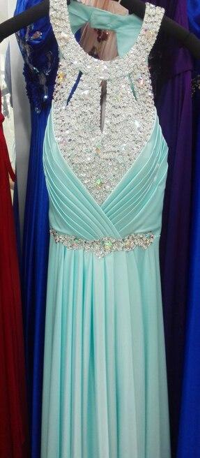 Вечернее платье,, длина до пола, сатиновые Сексуальные вечерние платья для выпускного вечера, элегантные длинные вечерние платья - Цвет: light sky blue