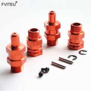 Image 5 - FVITEU, actualización de aleación, 24mm, cubo hexagonal, ajuste 1/5 HPI BAJA 5B, piezas, Motor Rovan King