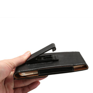 Для Samsung S20/S10/S9/S8 Note10 9 8 Зажим для ремня кобура роскошный чехол из искусственной кожи для телефона сумка чехол для iphone 11 крышка Скрытая пряжка