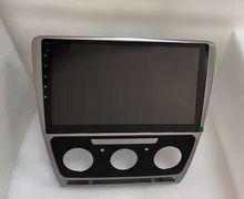 ChoGath 10.2 Pulgadas Android 6.1 GPS de Navegación Para 2007-2013 Skoda OCTAVIA Con 1 GB de RAM Bluetooth de Radio WIFI USB 16 GB ROM