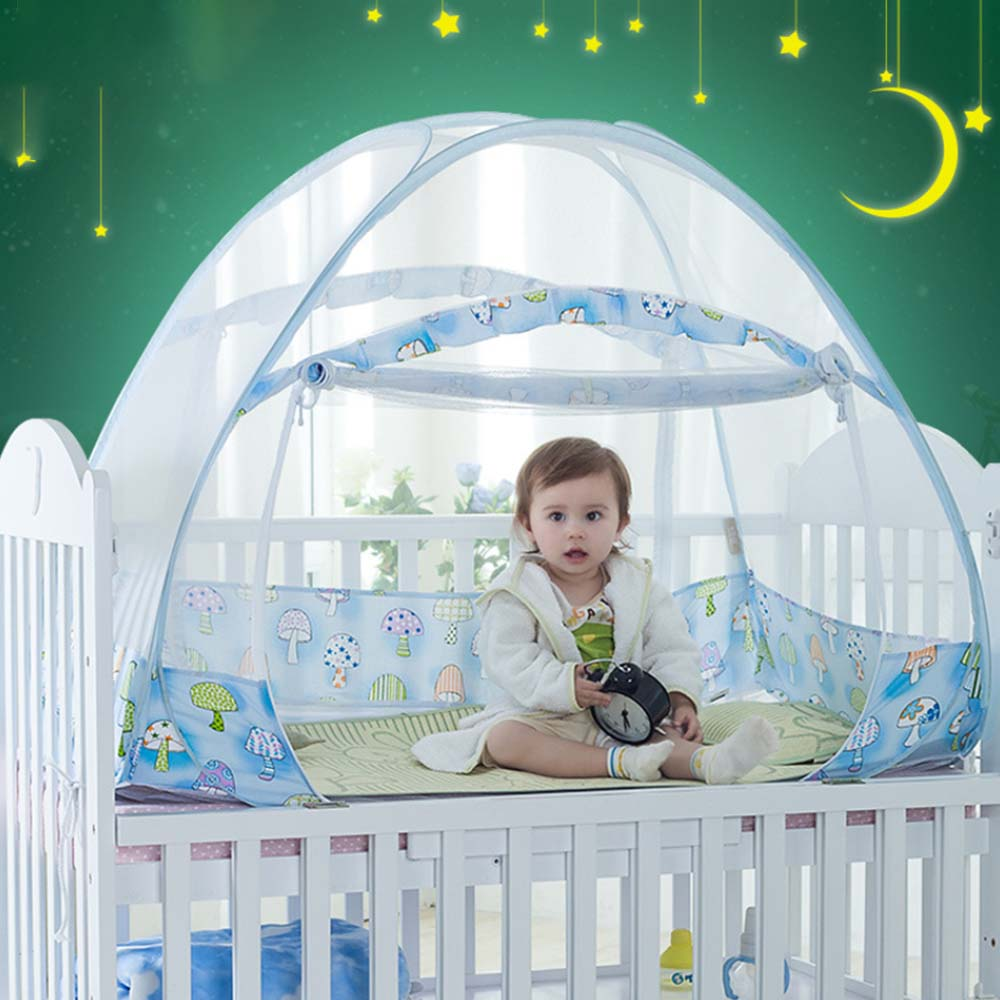 Mry Toddler Bed Canopy Bed Tent Toy For Baby Room Portable Baby