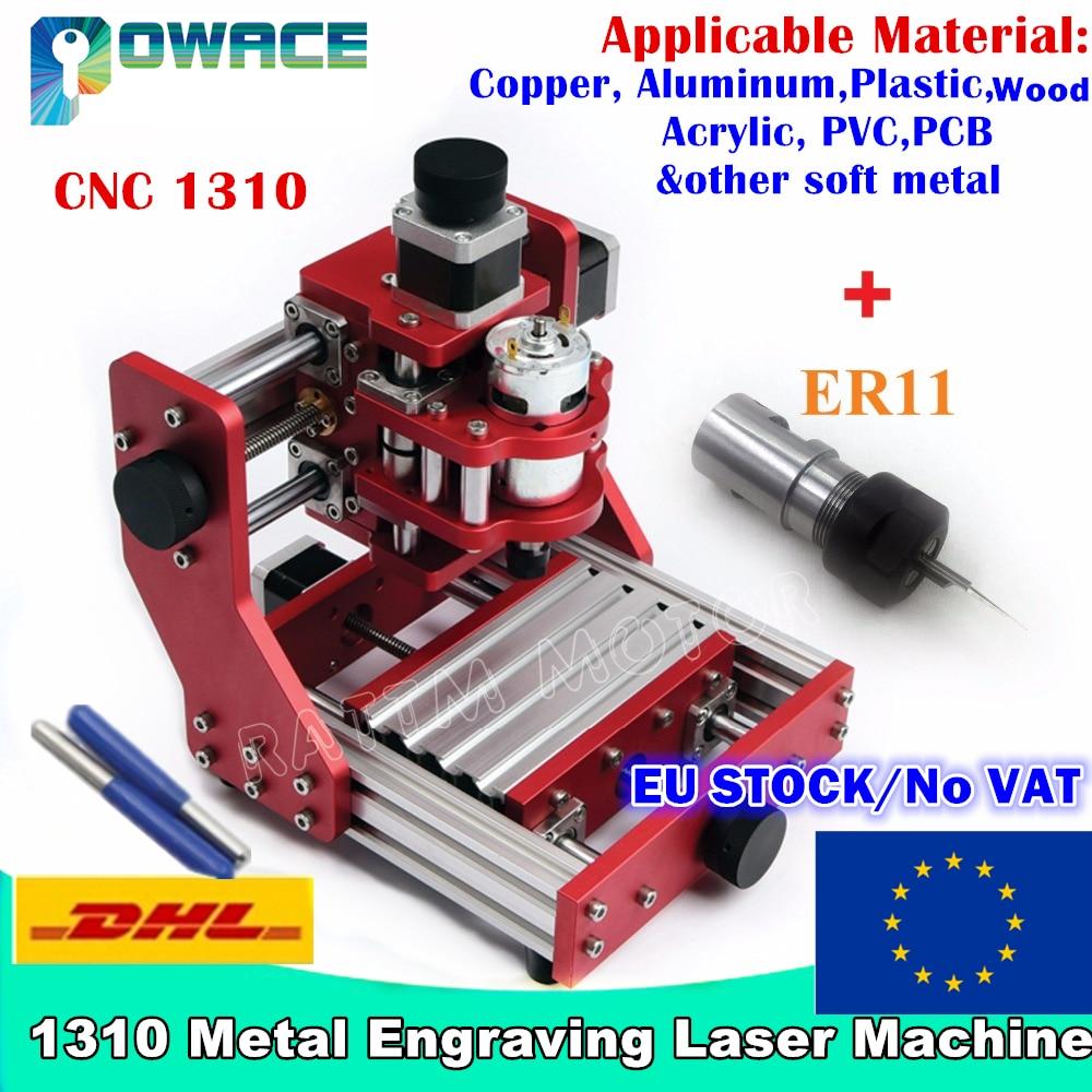 EU STOCK Free VAT Benbox CNC 1310 All metal CNC Engraving Machine Mini Desktop Engraving