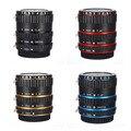 TTL Автофокус AF Макрос Удлинитель Кольцо для Камеры Canon EF и EF-S Объектив Кольцо Адаптер