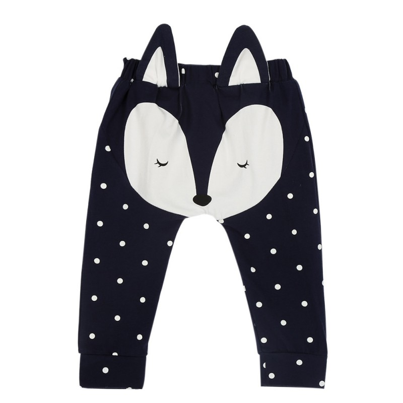 Baby Boys Pants Kids Girls Cotton Trousers Harem Pants Baby Girl Baby Boys Girls Clothes