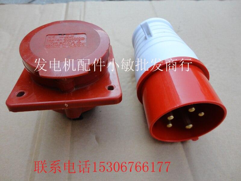 Generator 3 Phase Plug Wiring Diagram