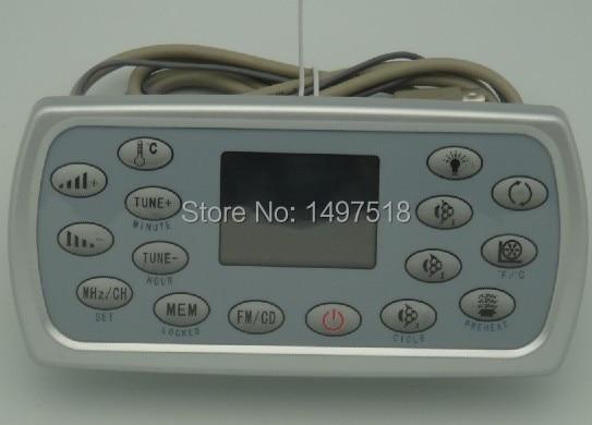 HLW-A-8001 HLW15B spa Control Panel & keypad panel JNJ,Monalisa, jazzi, mesda,sunrans