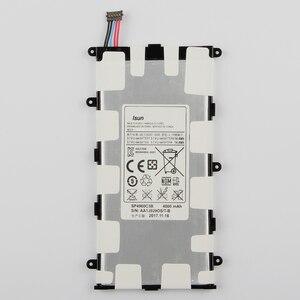 Image 4 - Original 4000mAh SP4960C3B แบตเตอรี่สำหรับ Samsung Galaxy Tab 2 7.0 GT P3110 GT P3113 P3100 P3110 P6200 P3113 เครื่องมือ