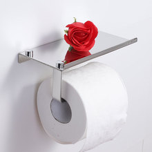 Bathroom Accessories Stainless Steel Toilet Paper Holder