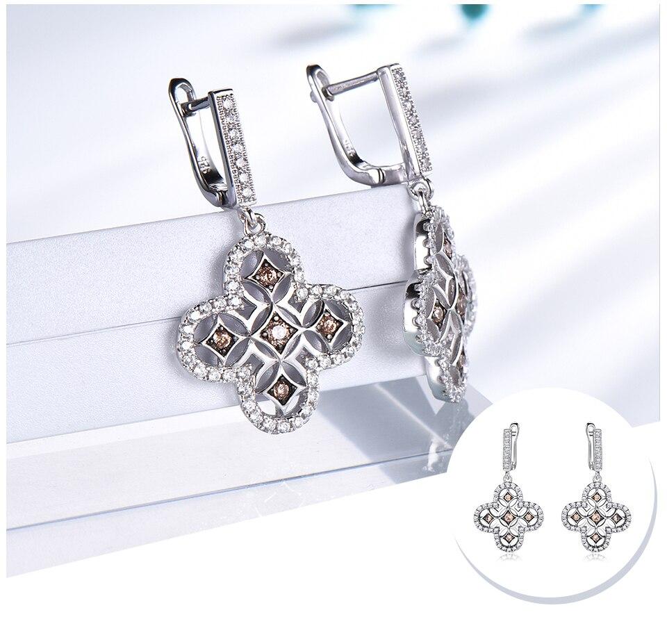 Honyy  925 sterling silver earring for women EUJ089Z-1-PC (5)