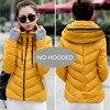 Orange--No Hooded