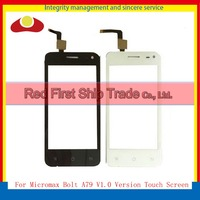 High Quality 4 0 For Micromax A79 V1 0 Version Touch Screen Digitizer Sensor Front Glass