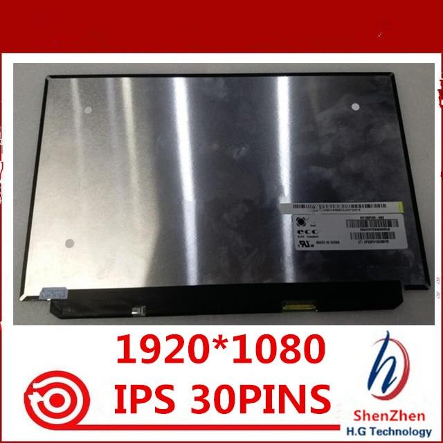 Pour Boe IPS Matrice d'ordinateur portable NV125FHM-N82 mat 1920x1080 FHD eDP 30pins Non tactile 12.5