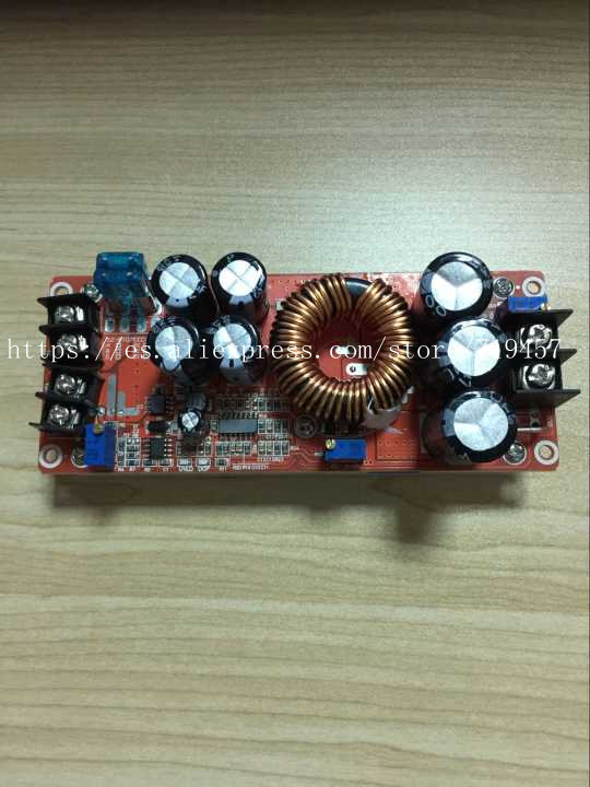 FREE SHIPPING 1200W High Power DC-DC Constant Voltage Constant Current Adjustable Notebook Car Audio Power Module