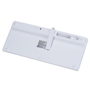 Image 5 - Kemile оптовая продажа профессиональная ультратонкая Беспроводная клавиатура Bluetooth 3,0 клавиатура Teclado для Apple для iPad серии iOS