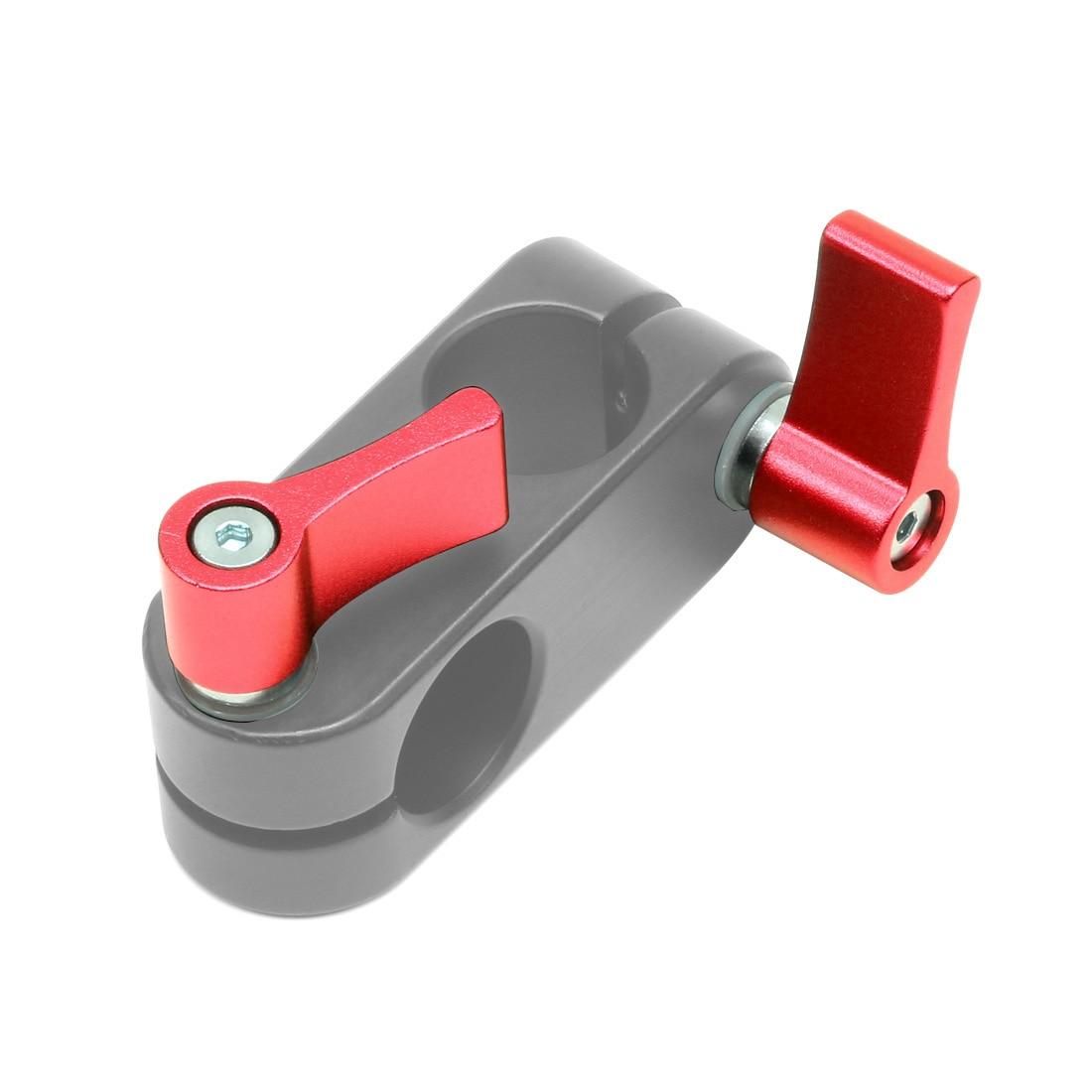 2 шт. Алюминиевые Регулируемые винты M5 M4 L-образная Регулировка затягивание фиксации 7-образная ручка винт для цифровой зеркальной фотокамер...