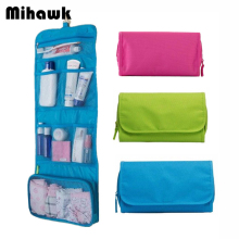 Mihawk Hanging Cosmetic Bag Makeup Cases Toiletry Storage Organizer Travel Beauty Toiletry Storage Cases Boxes Accessory Supply