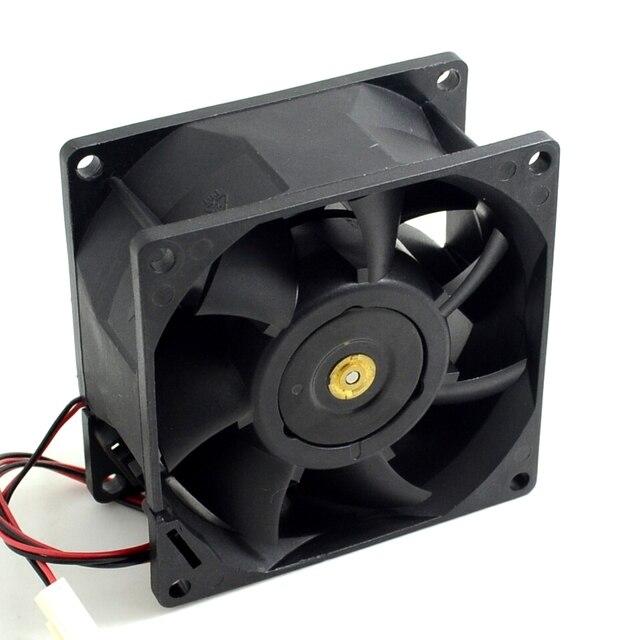 Nouveau FFB0812SHE 12V 0.87A 8cm 80mm 8038 double roulement à billes ventilateur de refroidissement violence pour Delta 80*80*38mm
