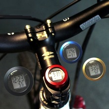 Bike Vehicle Clock Cycling Head Parts Timepiece Headset Top