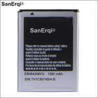 EB464358VU batteria Per Samsung Galaxy mini 2 S6500/Galaxy Ace Plus S7500/GT-S7500 GT-S6802 S6802