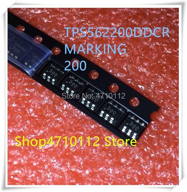 NEW 10PCS/LOT TPS562200DDCR TPS562200 MARKING 200 SOT23-6 IC