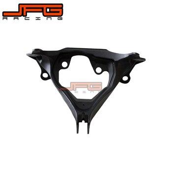 Delantero de la motocicleta carenado soporte del faro entre corchetes para SUZUKI GSXR600 GSXR750 GSX600R GSX750R GSXR 600, 750, 2006, 2007 06 07
