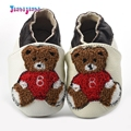 0-2T Baby leather prewalkers shoes boy girls cute fashion shoes soft sole slip-on cartoon toddler first walker 16 styles