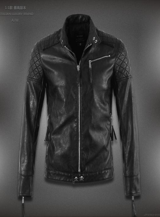 Popular Modern Leather Jackets Men-Buy Cheap Modern Leather ...