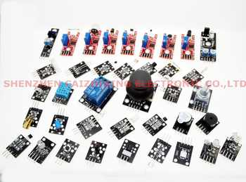 37 IN 1 SENSOR KITS FOR ARDUINO HIGH-QUALITY FREE SHIPPING (Works with Official for Arduino Boards) - DISCOUNT ITEM  30% OFF All Category