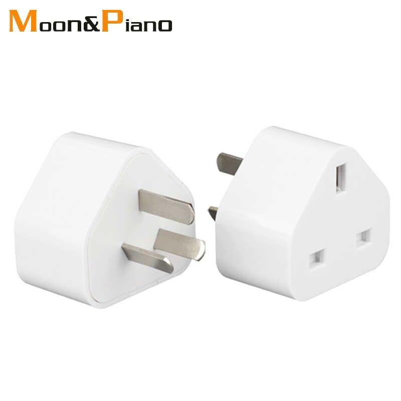 New Uk To Au Plug Travel Adaptor 3 Pin