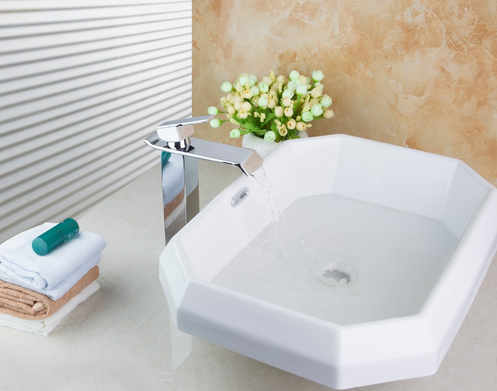 compare prices on countertop edge online shopping buy low price td30158255c multi edges corners design countertop white ceramic artistic contemporary wash basin brass faucet