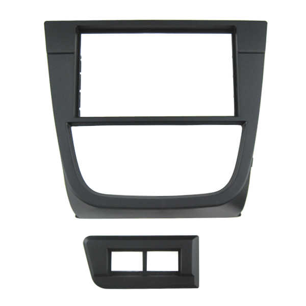 Facia for Volkswagen VW Gol(G5),Voyage Saveiro 2008+ Radio DVD Stereo CD Panel Dash Kit Trim Fascia Face Plate Frame