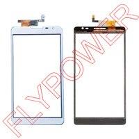 Para Huawei Companheiro MT1-U06 U06 MT1 painel da Tela de Toque Digitador cor branca por frete grátis