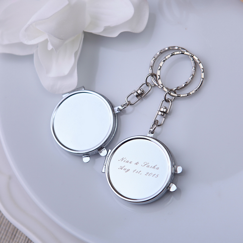 Personalized Wedding Gifts For Guests: 100Pcs Personalized Wedding Bridal Shower Favors For