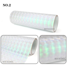 New Style Shiny Chameleon Auto Car Styling Headlights Taillights, Translucent film lights Turned Change Color Car Stickers