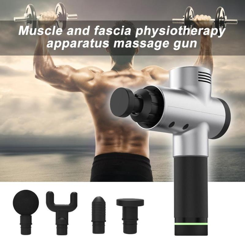 Massage Gun Body Relax Pain Relief Elektrische Vibrerende Therapie Tissue Muscle Massager Training Oefenen Body Ontspanning - 2
