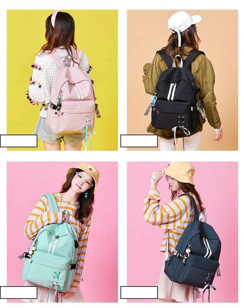 HTB1JY3PaLfsK1RjSszgq6yXzpXaQ Tourya Fashion Anti Theft Reflective Waterproof Women Backpack USB Charge School Bags For Girls Travel Laptop Rucksack Bookbags