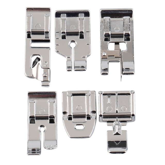 2016 Brand New 1 Set 11pcs Low Shank Sewing Machine Foot Feet For Home Sewing Machine Hot Selling